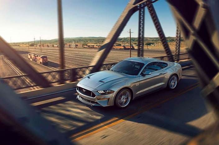 Новый Ford Mustang 2017
