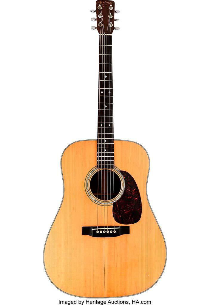 Martin D-28: акустичкая гитара Боба Дилана