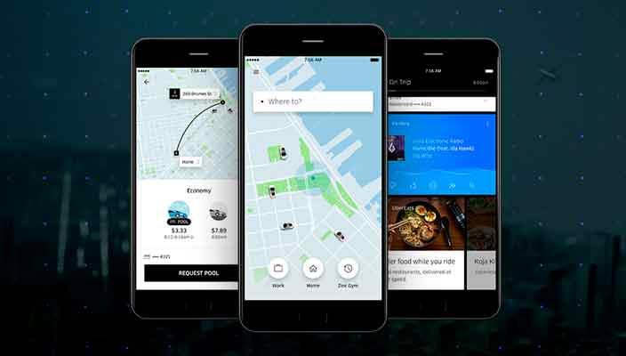 Какой смартфон и планшет для работы в Uber лучше выбрать