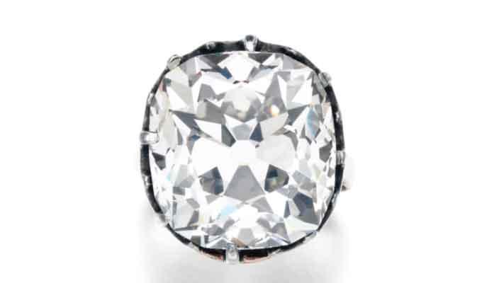 Кольцо, купленное за $15, потом оценили в $450 000