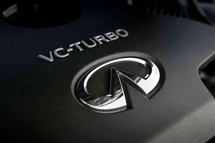 Двигатель с переменным сжатием 2.0 VC-Turbo