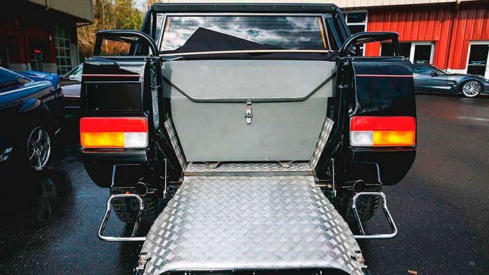 Багажник Lamborghini LM002