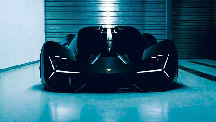 Новая Lamborghini Terzo Millennio