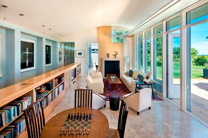 Дизайн интерьера дома Барака Обамы