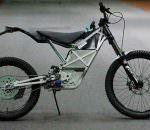 LMX 161: первый в мире электрический мотоцикл для мотокросса