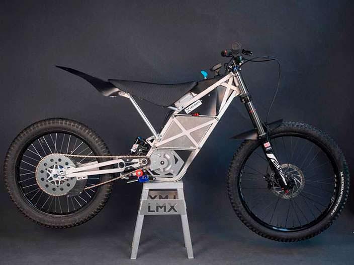 Электрический мотоцикл для бездорожья LMX 161
