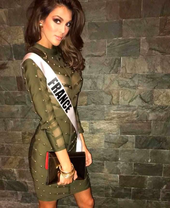 Победительница «Мисс Вселенная 2016»