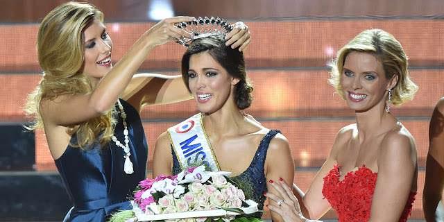 Француженка Ирис Миттенар «Мисс Вселенная 2016»