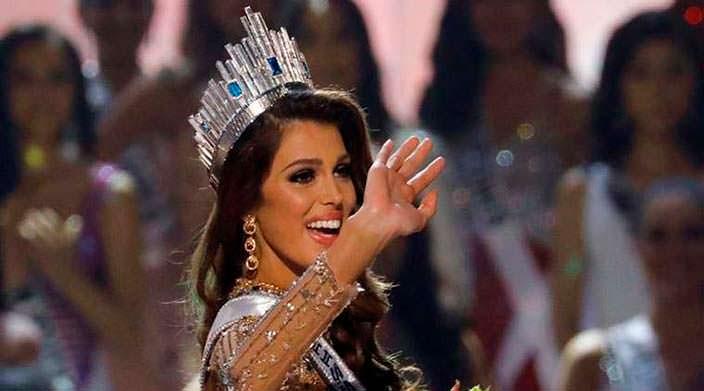 «Мисс Вселенная 2016» Ирис Миттенар, 24 года