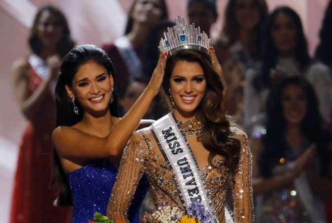 Конкурс красоты «Мисс Вселенная 2016»