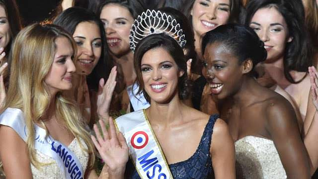 Победительница конкурса красоты «Мисс Вселенная 2016»