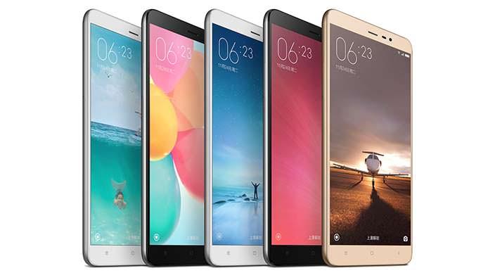 Телефоны Xiaomi