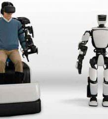 Компанией Toyota создан робот-гуманоид будущего T-HR3 | видео