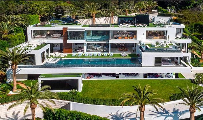 Самый дорогой дом Америки за $250 млн