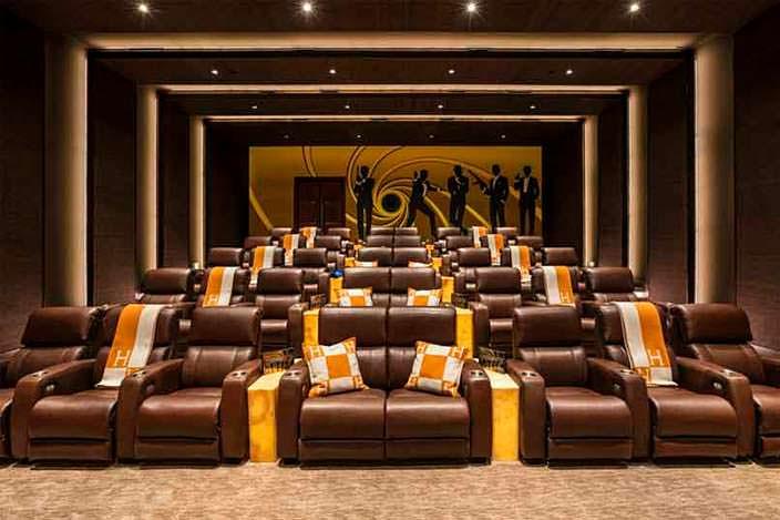 Кинотеатр на 40 мест