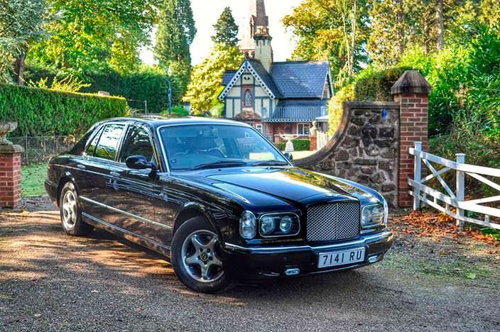 Продажа Bentley Arnage 1998 года выпуска