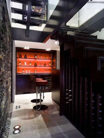 Бар в квартире Тейлор Свифт на Манхэттене