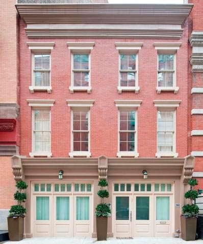Дом в Нью-Йорке с квартирой Тейлор Свифт