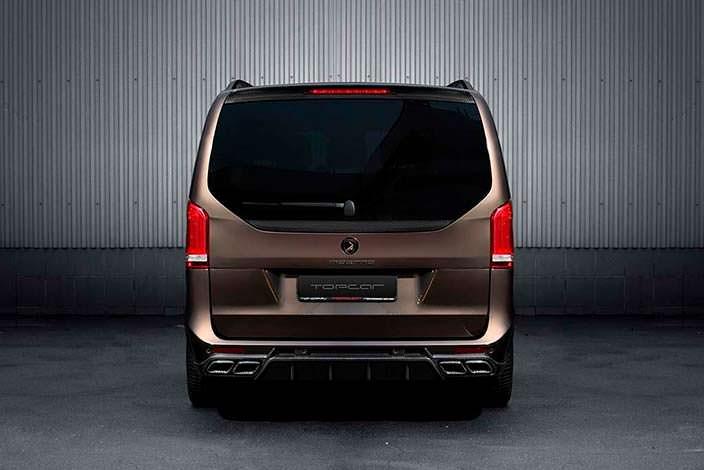 Вэн Mercedes-Benz V-Class от TopCar