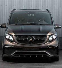 Тюнинг TopCar вывел Mercedes V-Class на новый уровень | фото