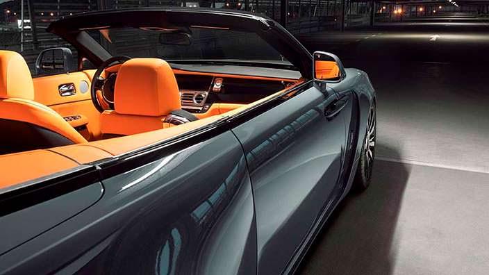 Rolls-Royce Dawn. Аэро-обвес от Spofec