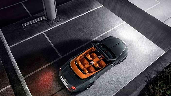 Четырёхместный кабриолет Rolls-Royce Dawn от Spofec