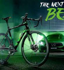 Mercedes выпустил велосипед в нагрузку к суперкару AMG GT R