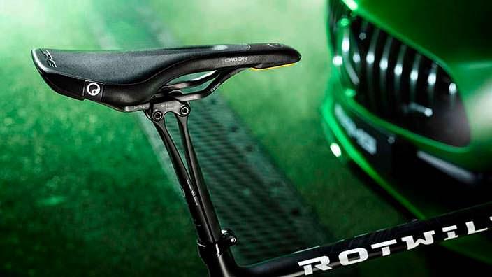 Велосипед Mercedes-Benz Rotwild RS.2: цена $8 290