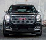 Внедорожник GMC Yukon Denali получил пакет Ultimate Black