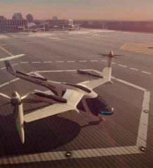 Uber и NASA запустят воздушное такси к 2020 году