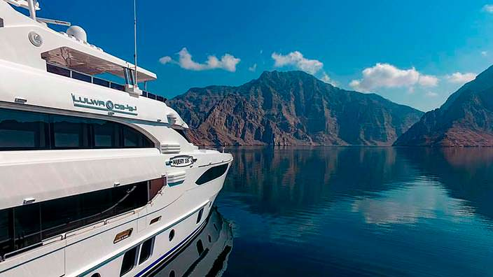 Фото яхты Lulwa от Gulf Craft