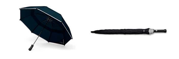 Незабываемый умный зонт-трость с Bluetooth