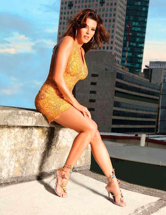 Алисия Мачадо - венесуэльская актриса