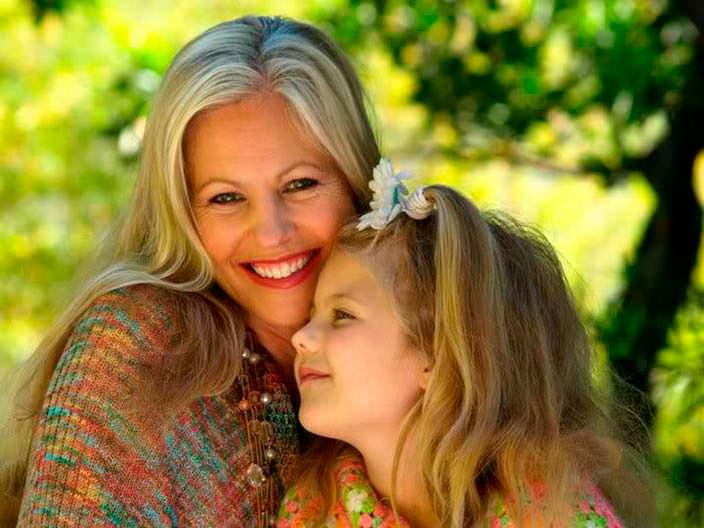 Фото | Ангела Виссер с дочерью сейчас