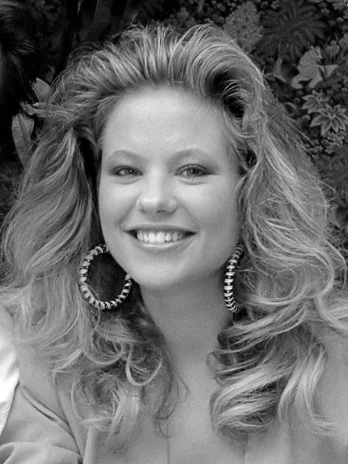 Ангела Виссер - Мисс Вселенная из Голландии