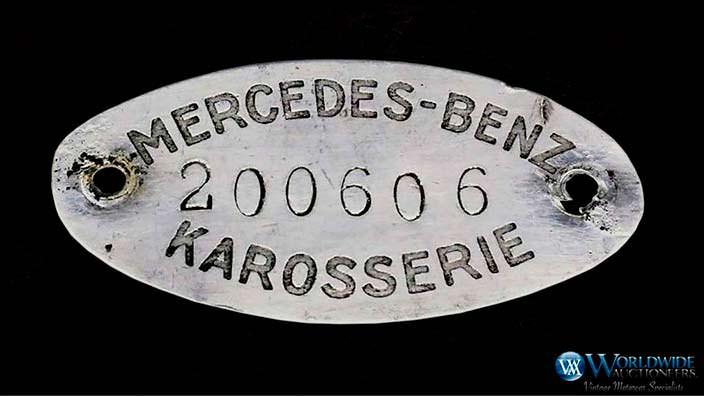 Mercedes Karrosserie 200606