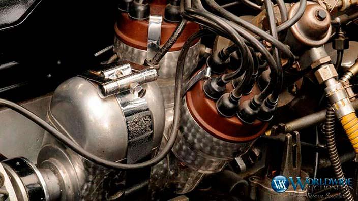 Карбюратор Mercedes-Benz 770K Grosser Offener Turenwagen