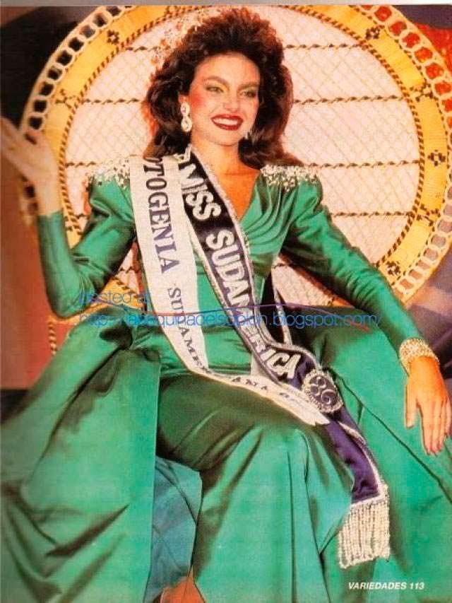 Мисс Вселенная 1986 года