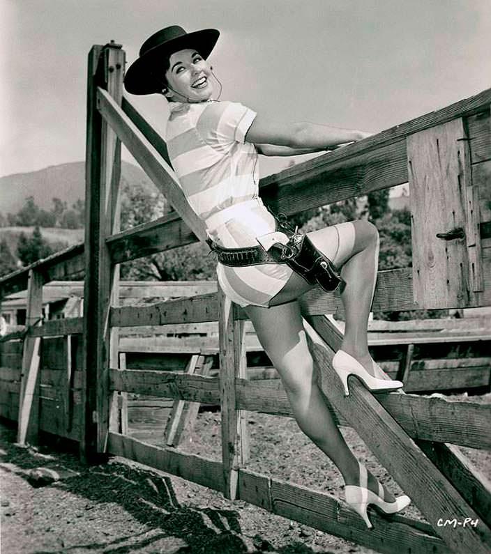 Кэрол Моррис - Мисс США 1956 года
