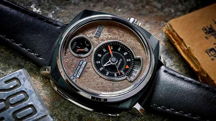 Датские часы REC Watches