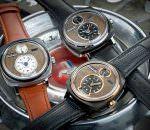 Датская фирма REC Watches посвятила часы Ford Mustang