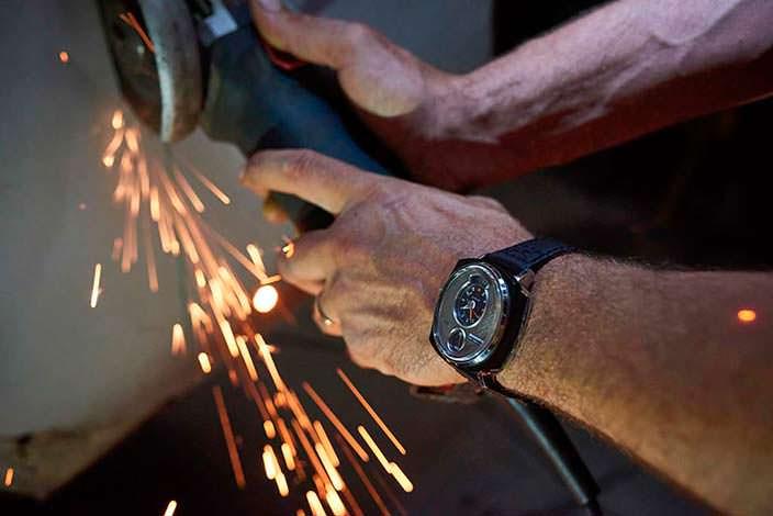 Датские часы REC Watches из сырья Ford Mustang