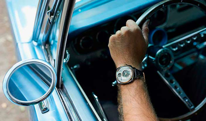 Часы REC Watches в честь Ford Mustang