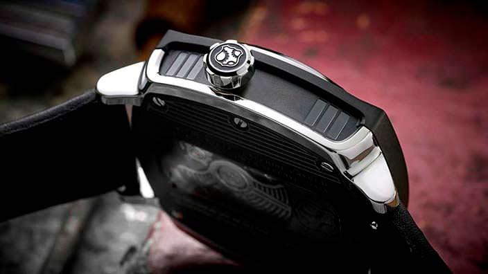 Заводная головка часов REC Watches