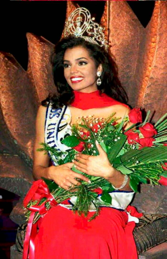 Челси Смит - Мисс Вселенная 1995
