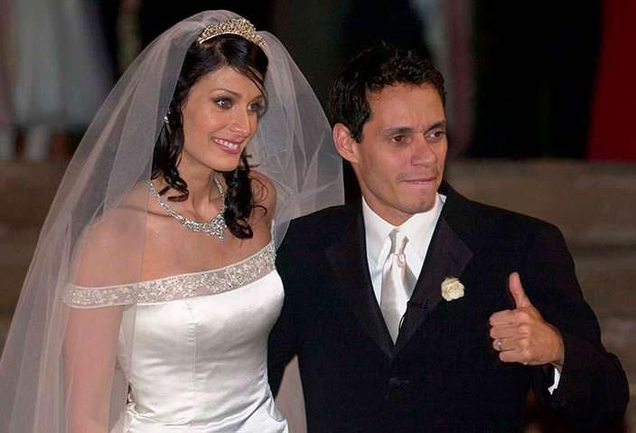 Дайанара Торрес - бывшая жена Марка Энтони