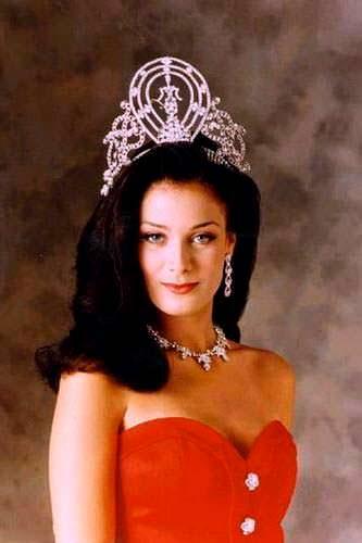 Дайанара Торрес - Мисс Вселенная из Пуэрто-Рико