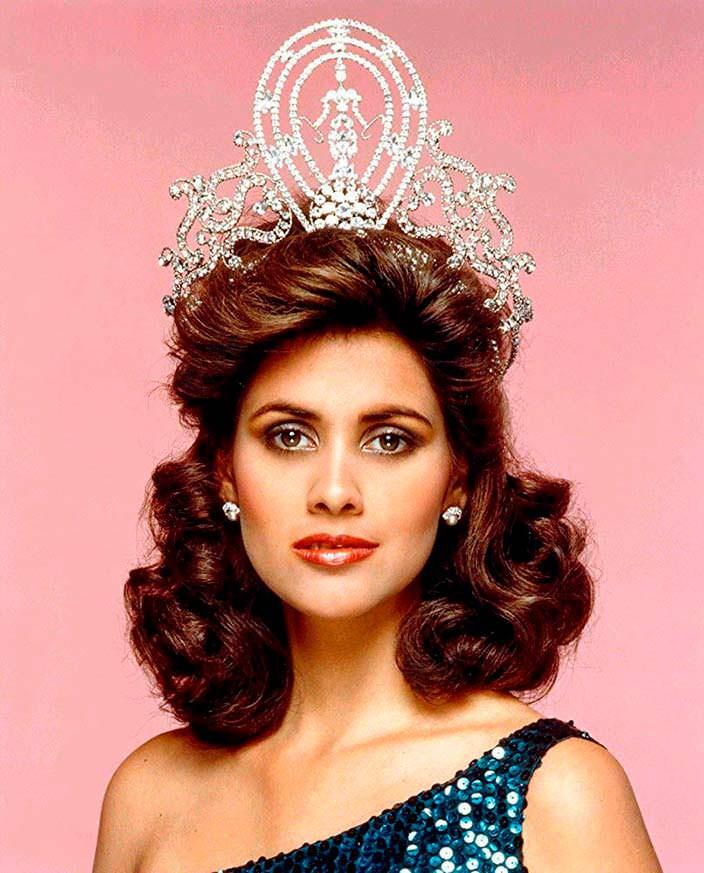 Дебора Карти Деу - Мисс Вселенная 1984