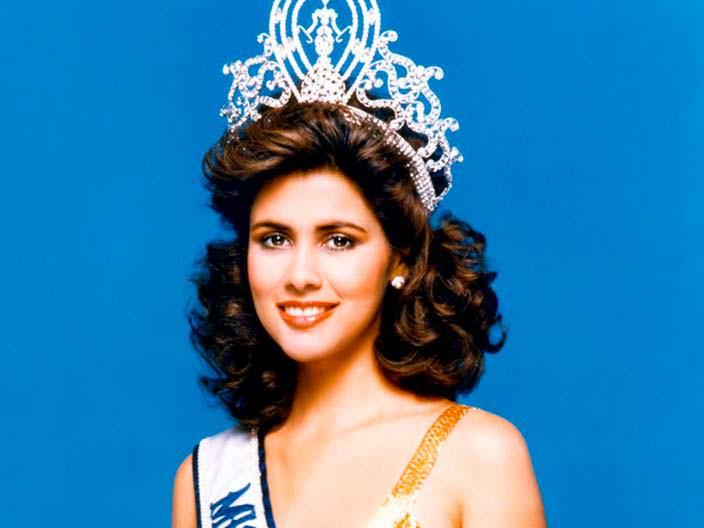 Дебора Карти Деу - Мисс Вселенная из Пуэрто-Рико