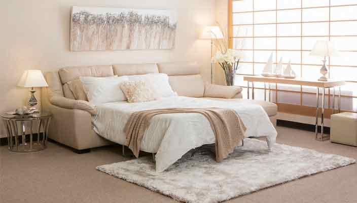 Диваны-кровати: почему такая мебель выгодна и удобна?